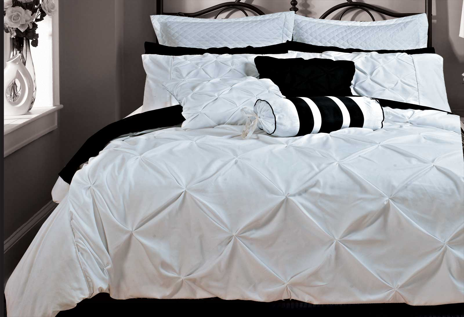 King Size Duvet Cover | Pottery Barn Duvet Covers | White Duvet Cover Queen