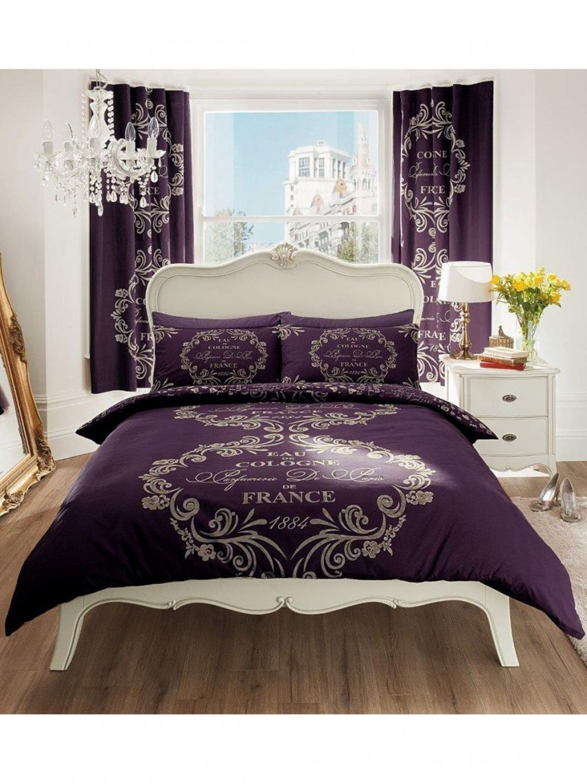 King Size Duvets Covers | King Size Duvet Covers | Purple Duvet Cover King Size