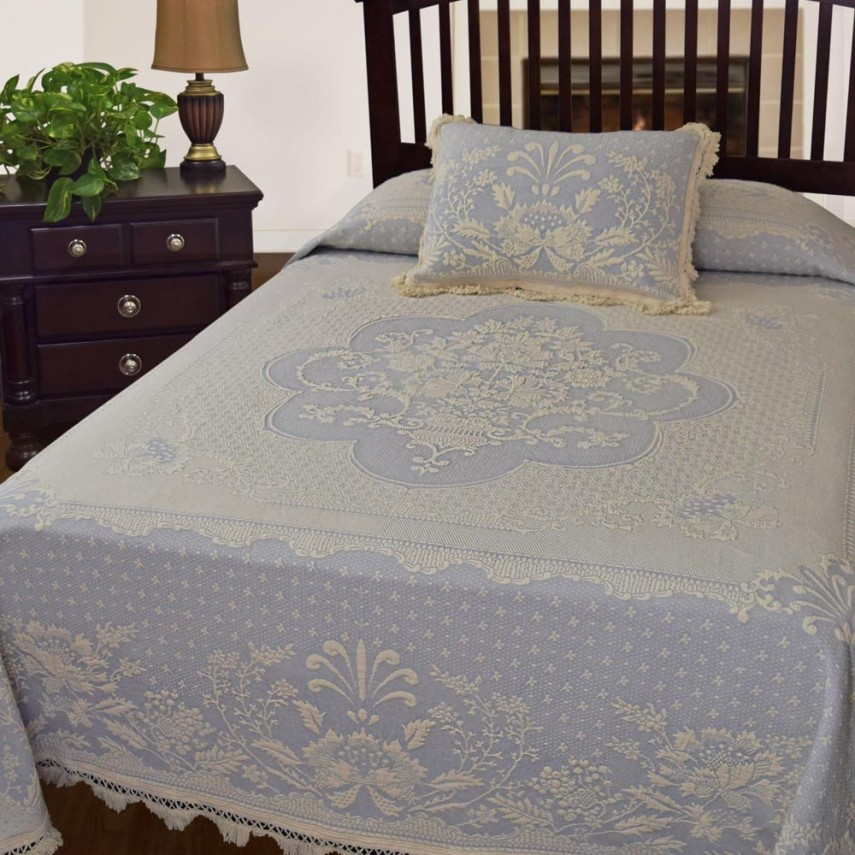 King Size Quilts | Matelasse Bedspreads | King Coverlet