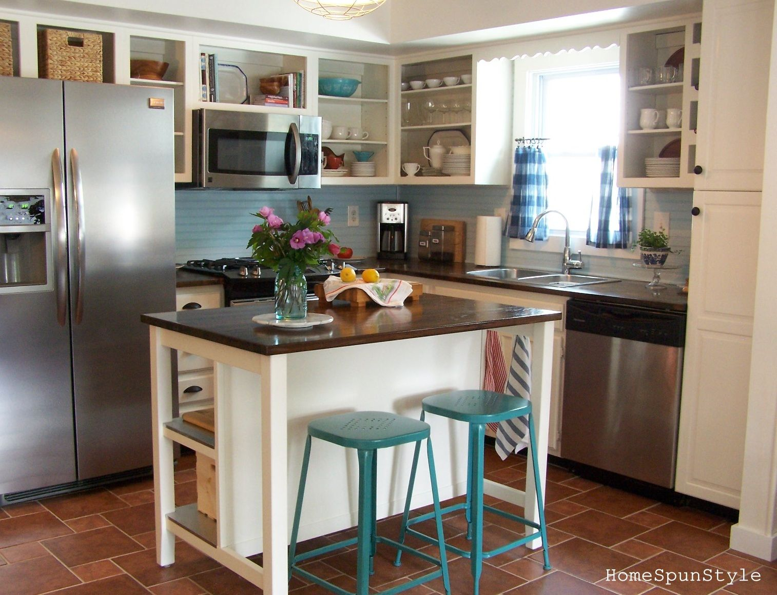 Kitchen Cart Island Ikea | Ikea Island Bench | Stenstorp Kitchen Island