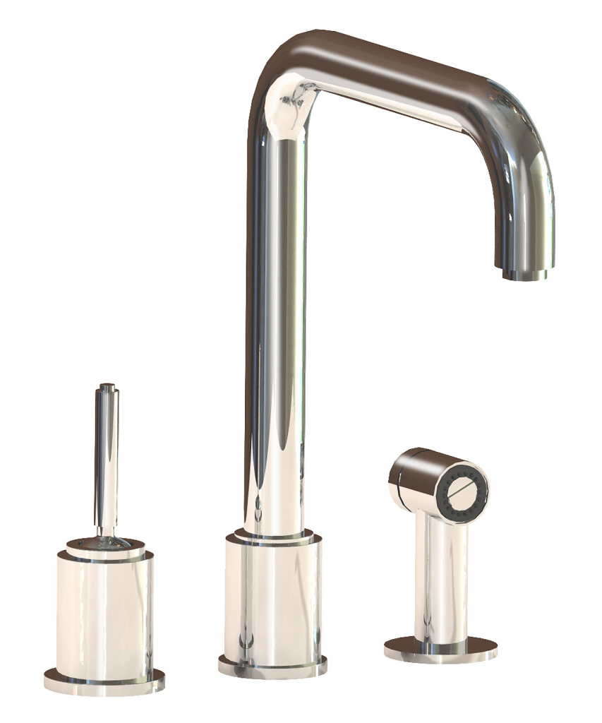 Kitchen Faucet Manufacturers | Brizo Kitchen Faucets | Touch Activated Kitchen Faucet
