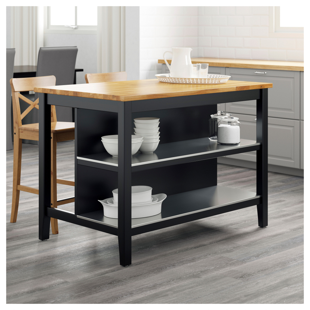 Kitchen Island Table Ikea | Freestanding Kitchen Island | Stenstorp Kitchen Island