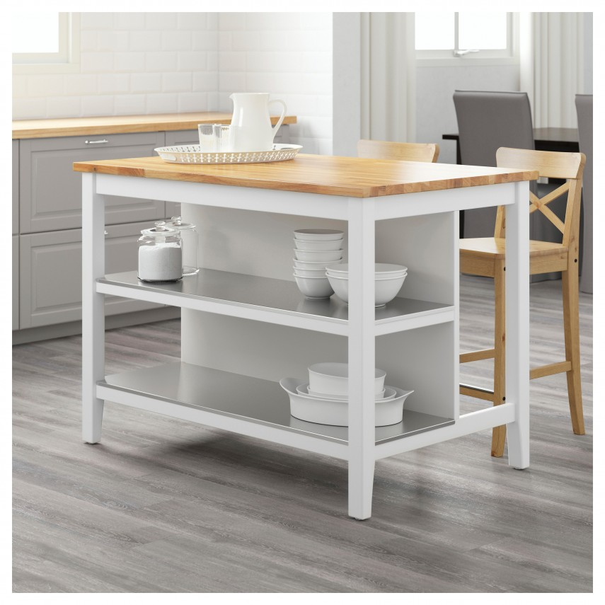 Kitchen Prep Table Ikea | Butcher Block Island Ikea | Stenstorp Kitchen Island