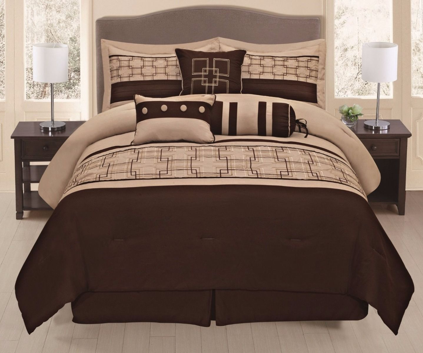 Bedroom: Queen Size Bed Sets Cheap | Queen Size Bedding Sets ...