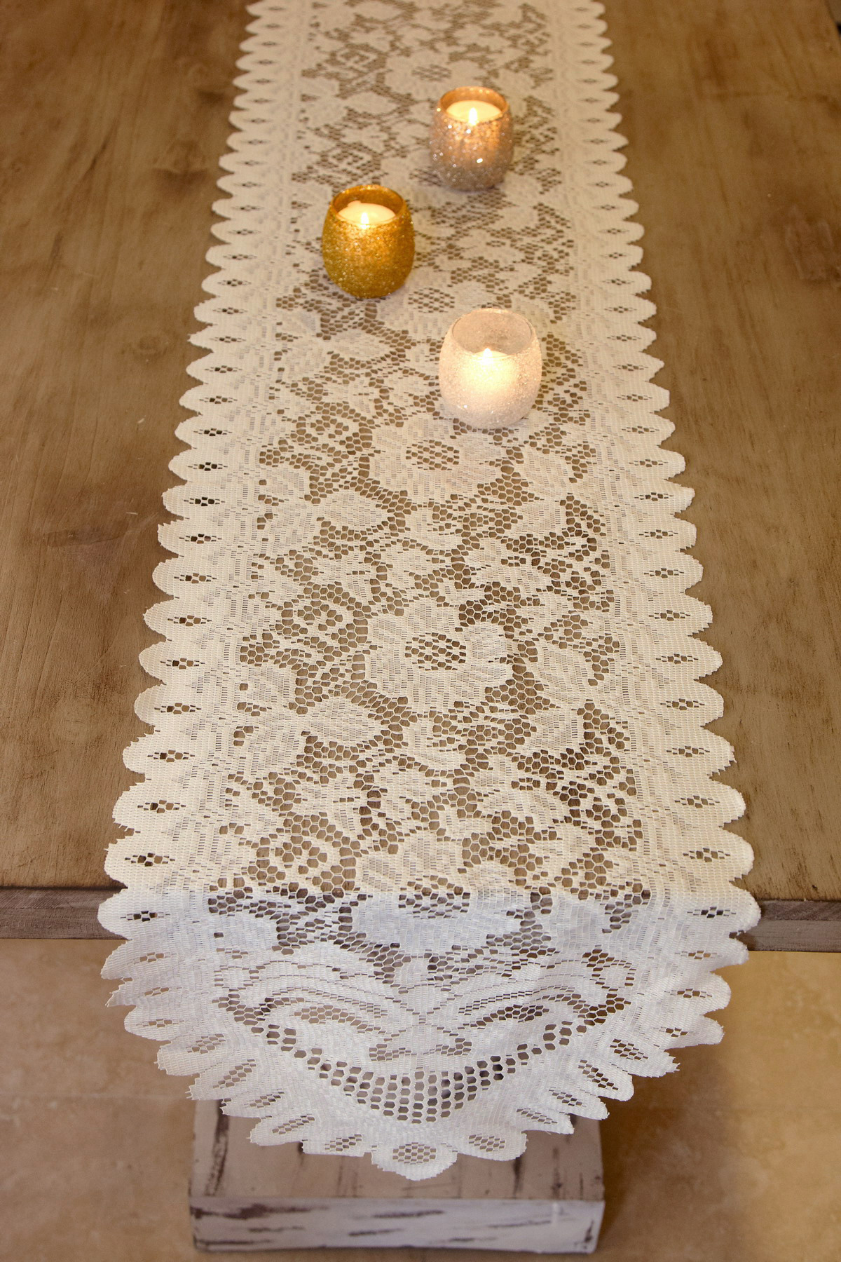 Lace Table Runners | Elegant Table Runners | Burlap Runners Wedding