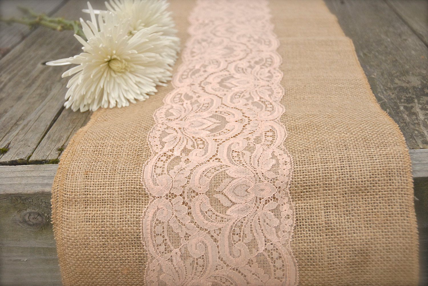 Lace Table Runners | Eucalyptus Table Runner | Glitter Table Runner