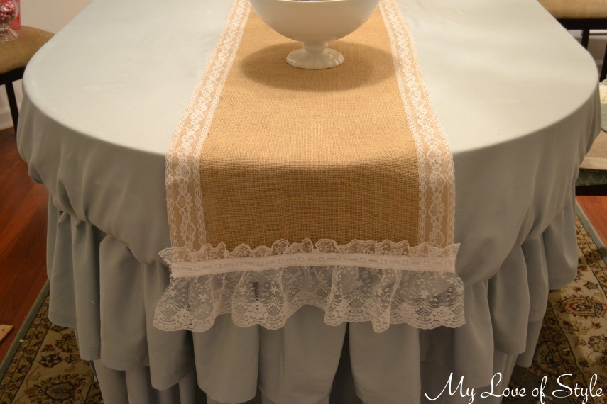 Lace Table Runners | Lace Doily Table Runner | Antique Lace Table Runners