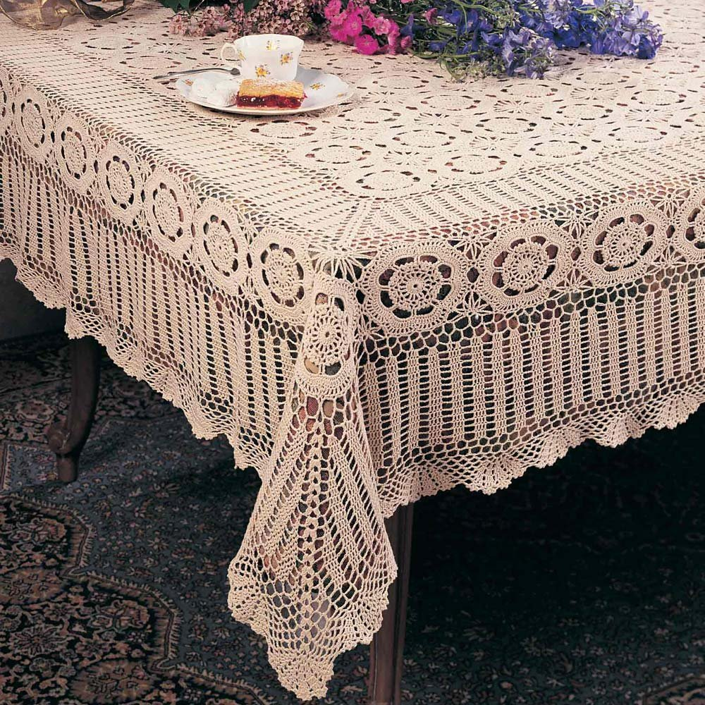 Lace Tablecloths | Cute Tablecloths | Oval Tablecloth