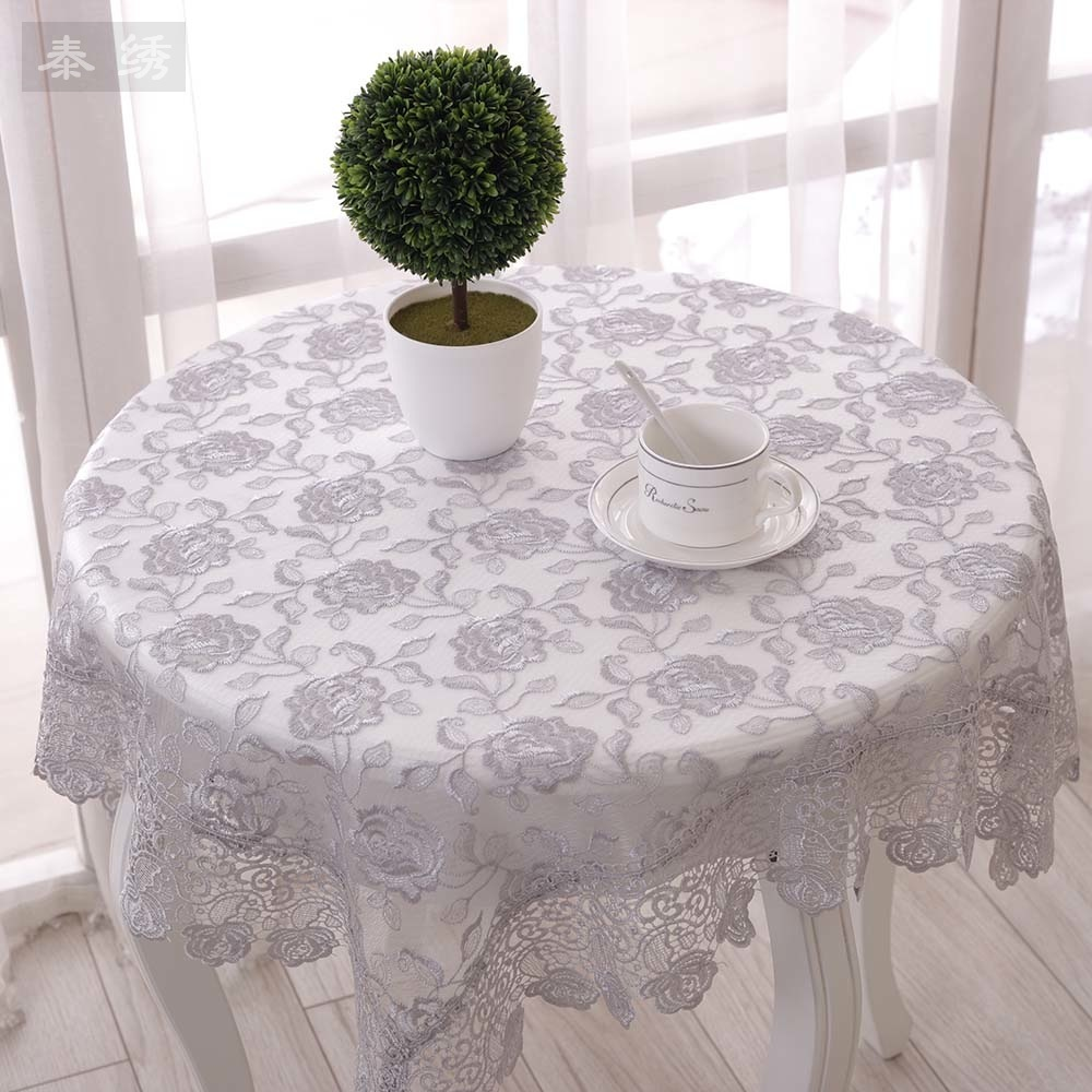 Lace Tablecloths | Lace Crochet Tablecloth | Cheap Lace Tablecloth