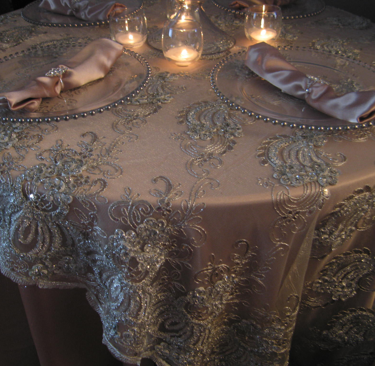 Lace Tablecloths | Lace Wedding Tablecloths | Lace Tablecloths Cheap