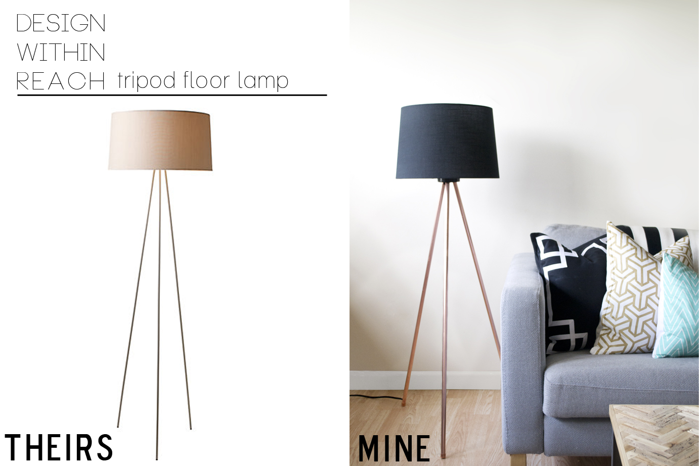 Awesome Tripod Lamp for Interior Lighting Ideas: Lamp Tripod | Tripod Lamp | Tripod Floor Lamp Ikea