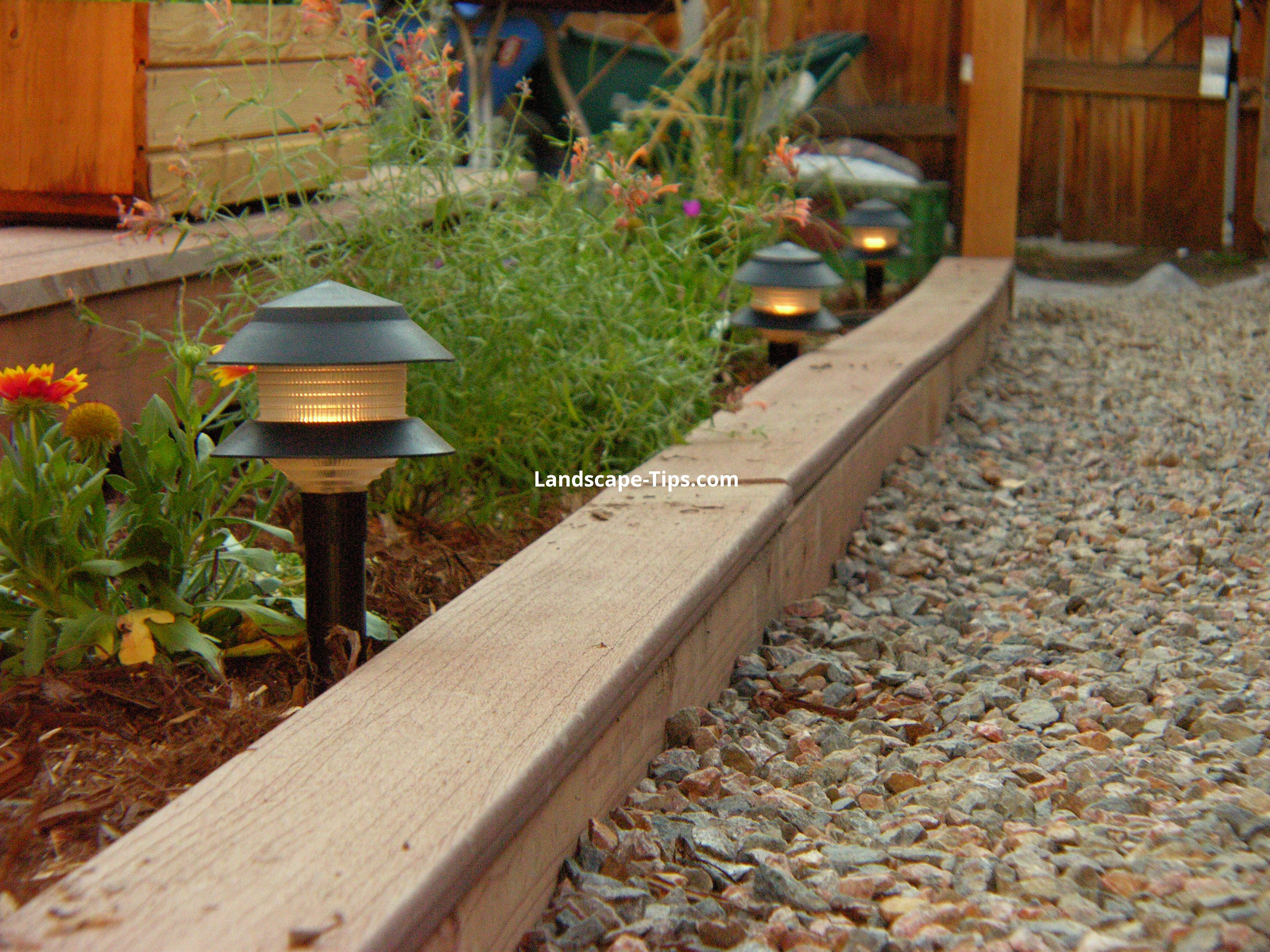 Landscape Edger | Walkway Edging | Landscape Edging Ideas