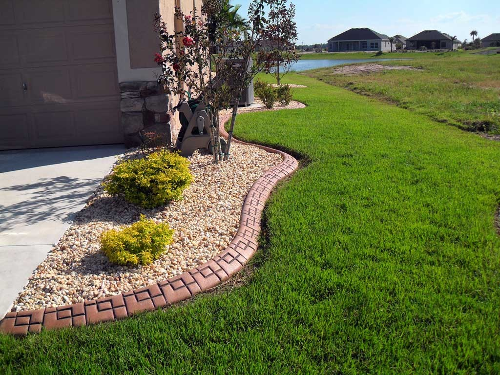 Landscape Edging Ideas | Cheap Landscape Border | Landscaping Edger