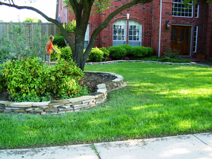 Landscape Edging Ideas | Mulch Edging | Driveway Edging