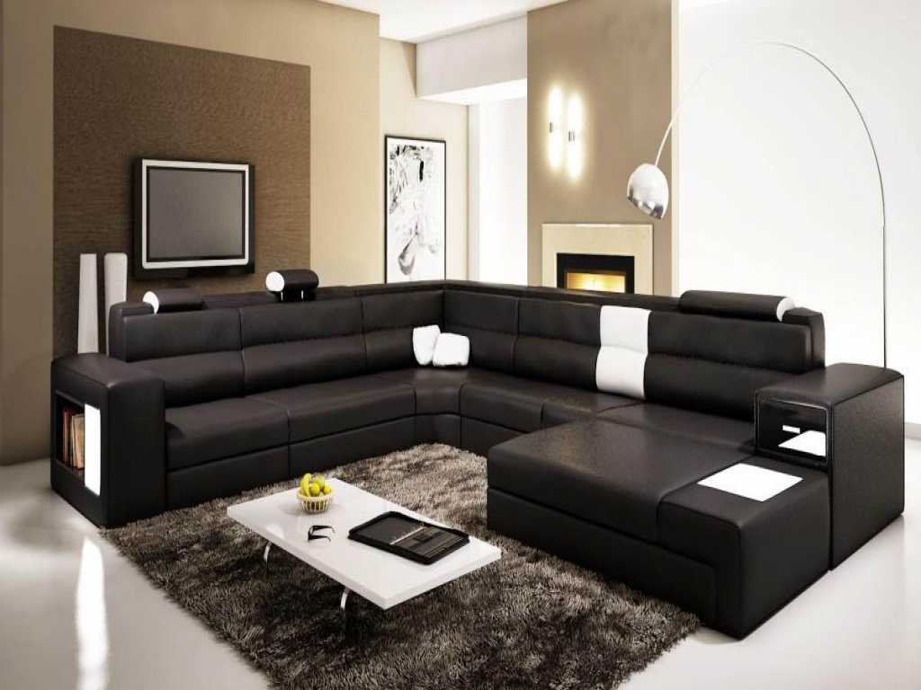 Large Sectional Sofas | Curved Sectional | Discount Sectional Sofas