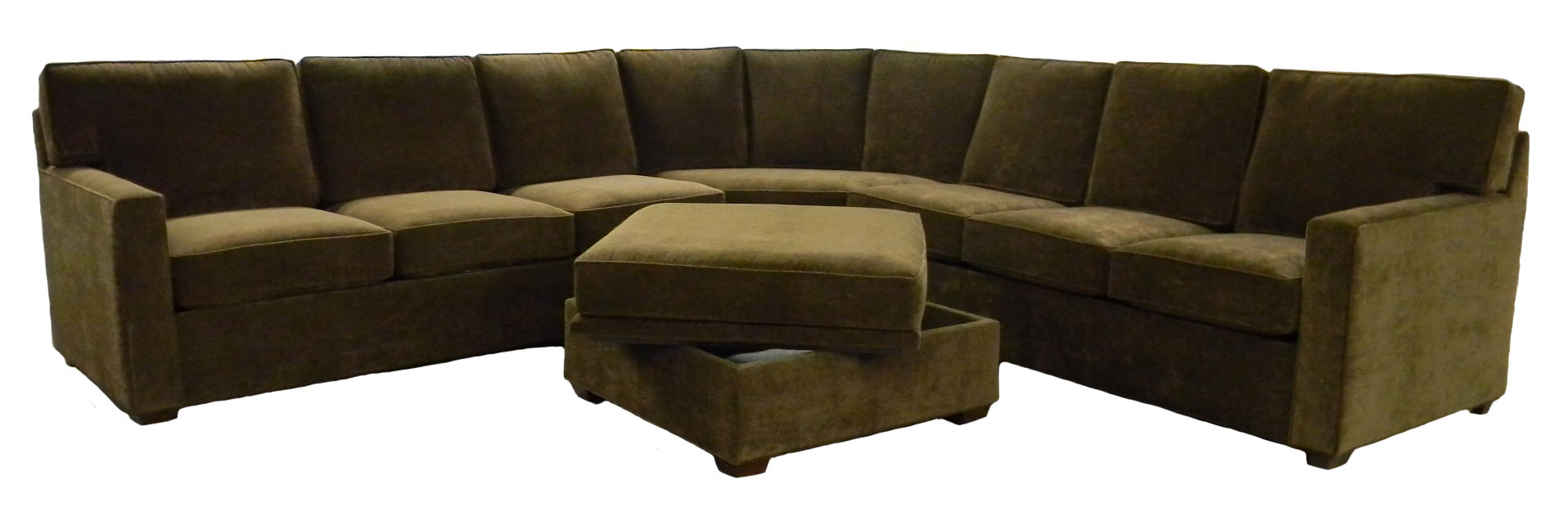 Large Sectional Sofas | Deep Seated Sofa | Couches for Cheap