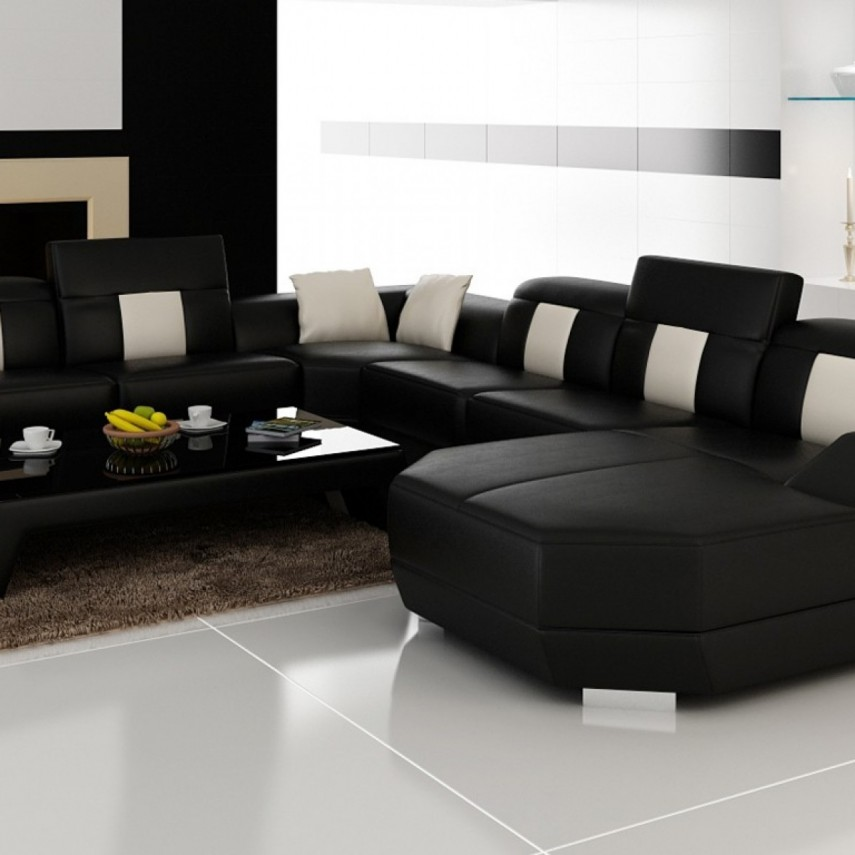 Large Sectional Sofas | Large Sectional Leather Sofas | Discount Couches