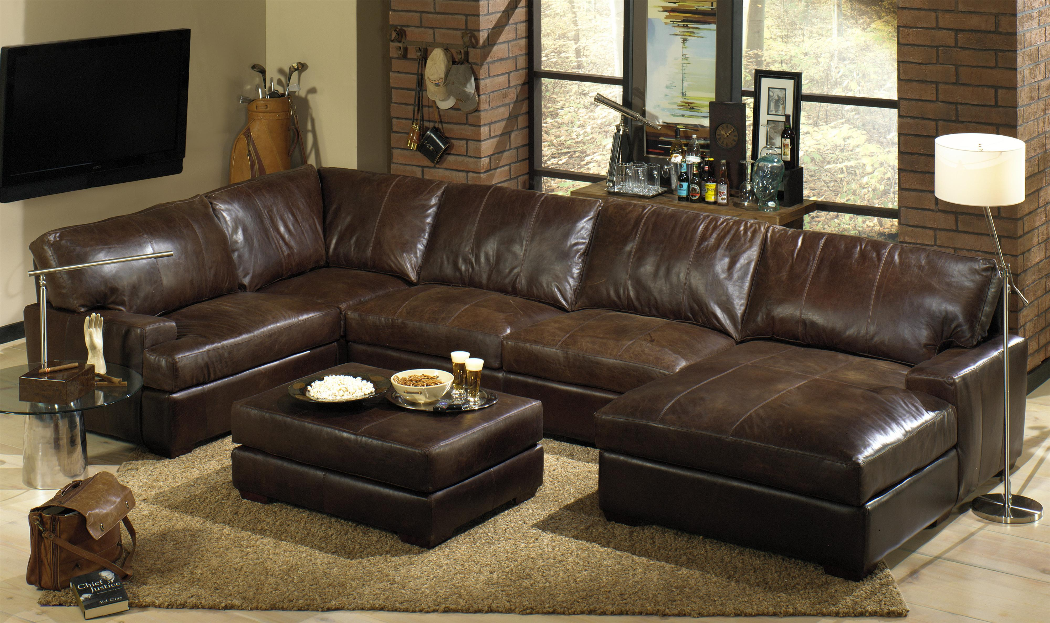Large Sectional Sofas | Large Sectional Sofa with Chaise | Sectional with Sleeper