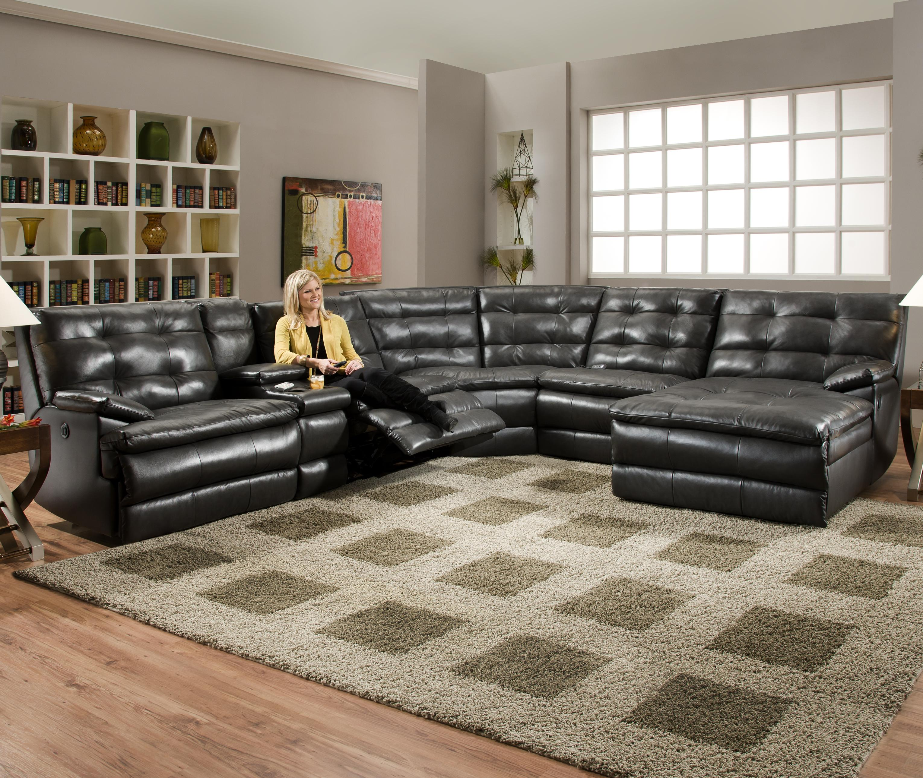 Large Sectional Sofas | Sleeper Sofa with Chaise | Couches for Cheap