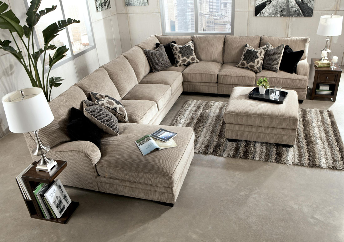 Large Sectional Sofas | U Shaped Sectional Sofa | Lazy Boy Sectional