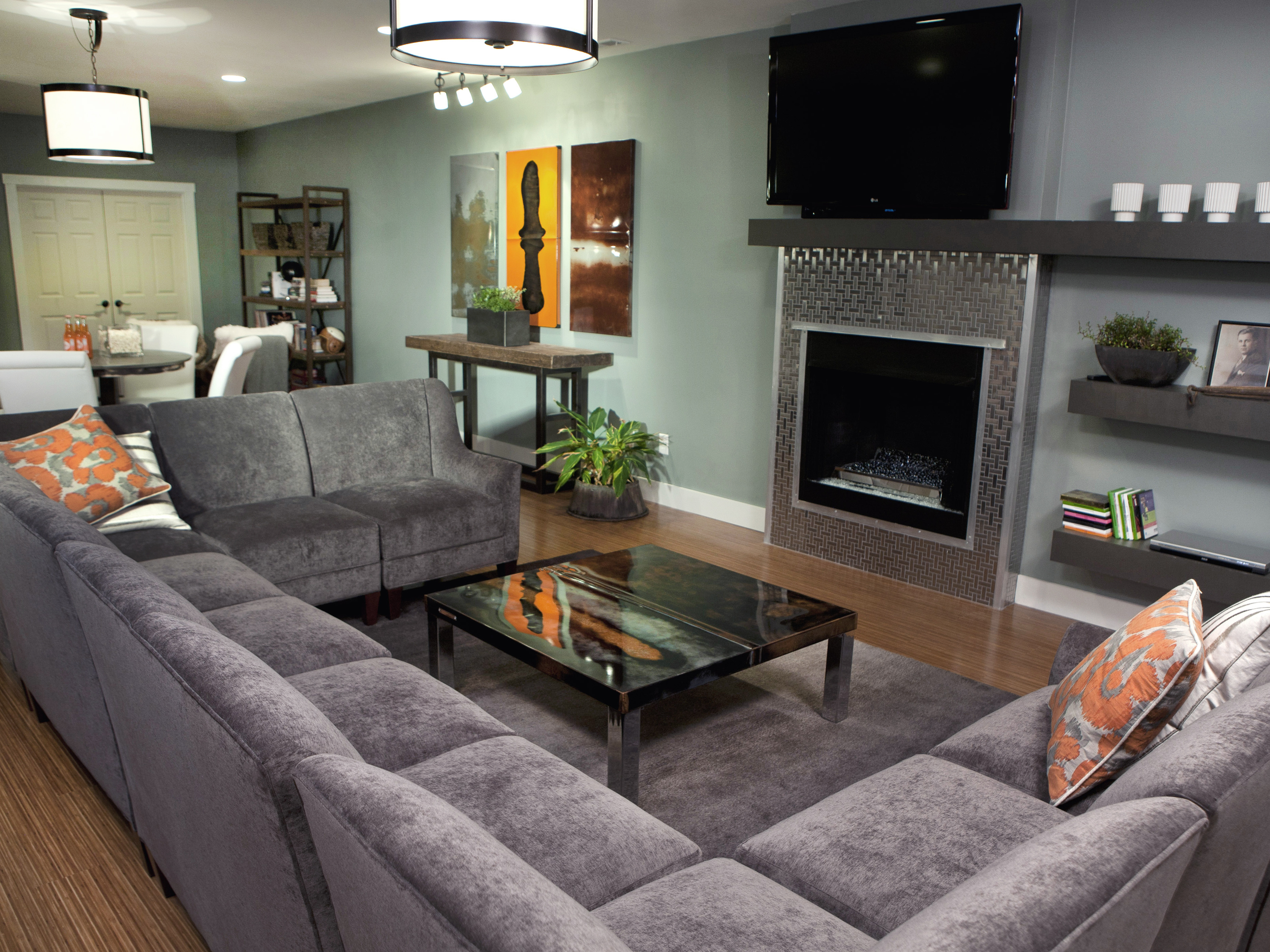 Large Sectional Sofas with Recliners | Leather Sectional | Large Sectional Sofas