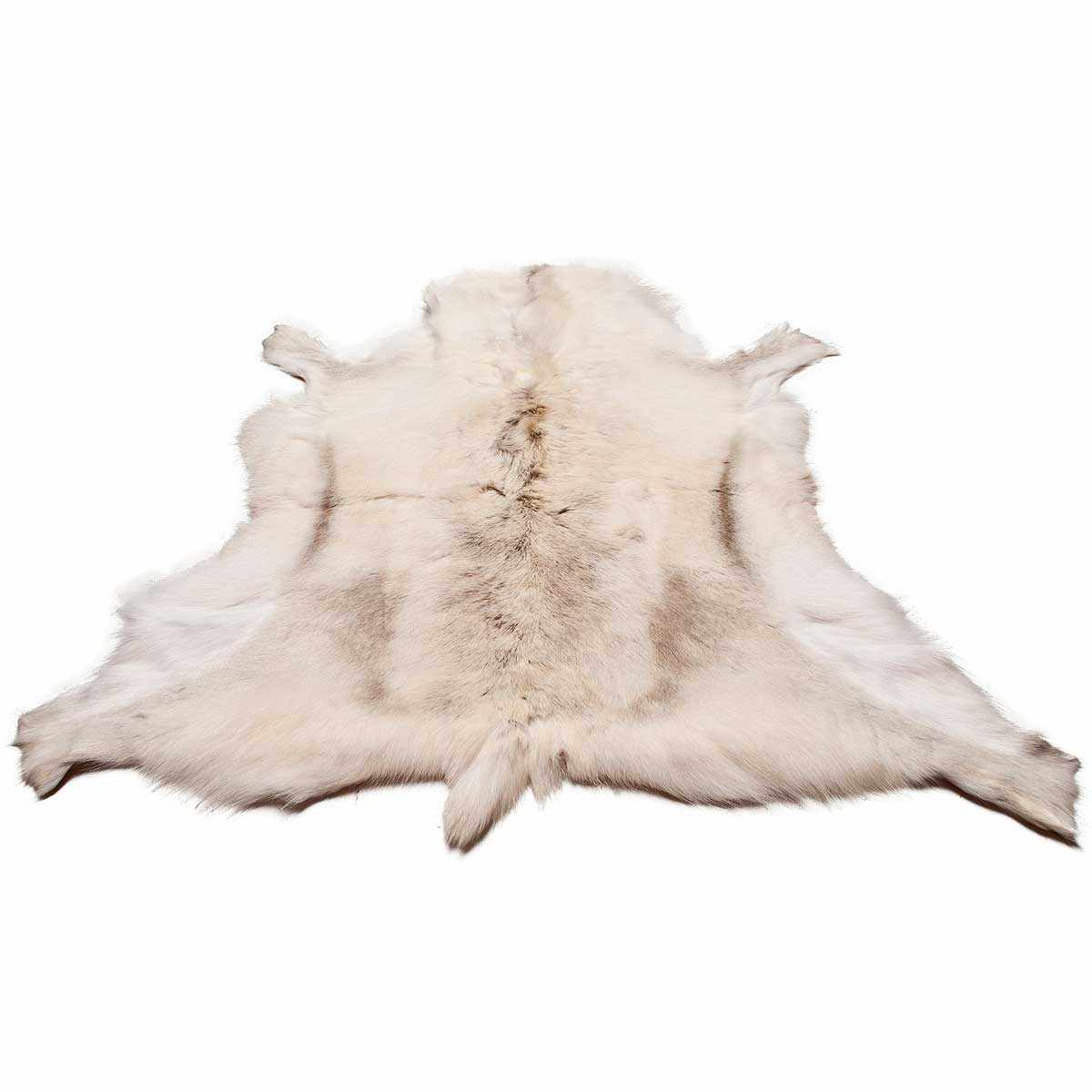 Large Sheepskin Rug | Fur Rug | Rabbit Fur Rug