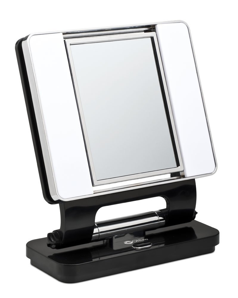 Large Vanity Mirror with Lights | Best Lighted Makeup Mirror | Vanity Mirror with Light Bulbs