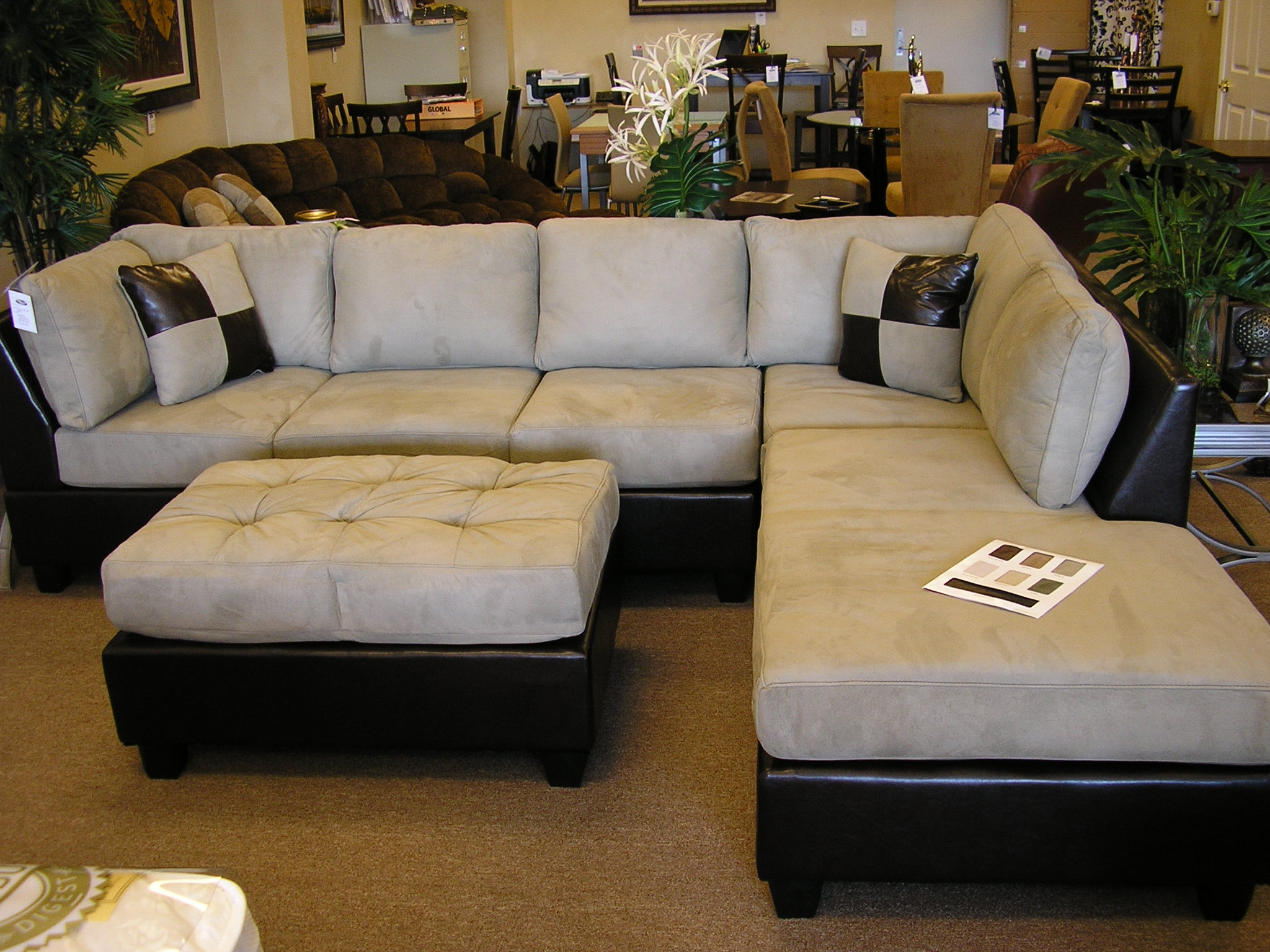 Lazy Boy Couches | Pit Sectional | Large Sectional Sofas
