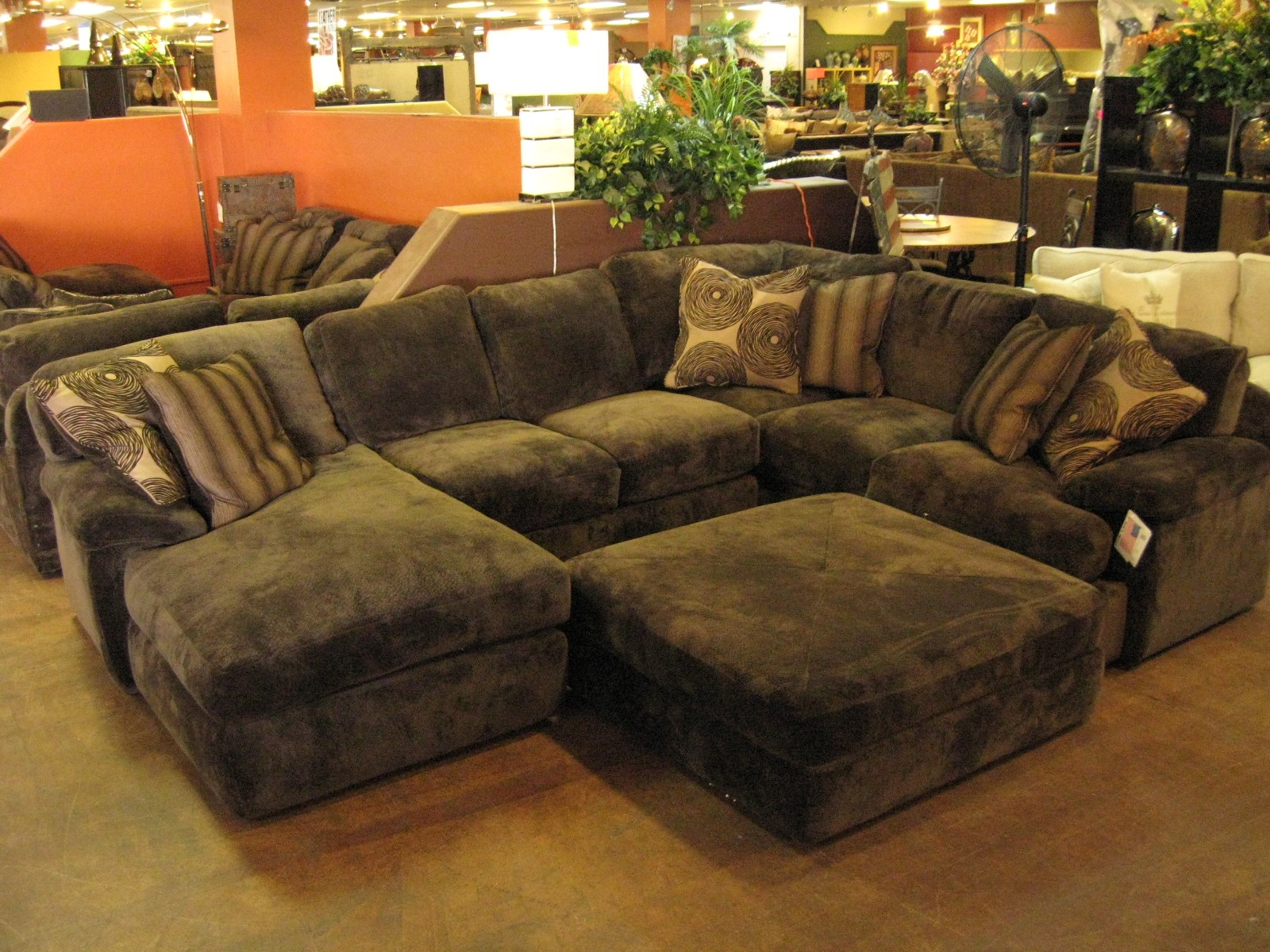 Furniture Tufted Sectional Sofa Sectional Sofas
