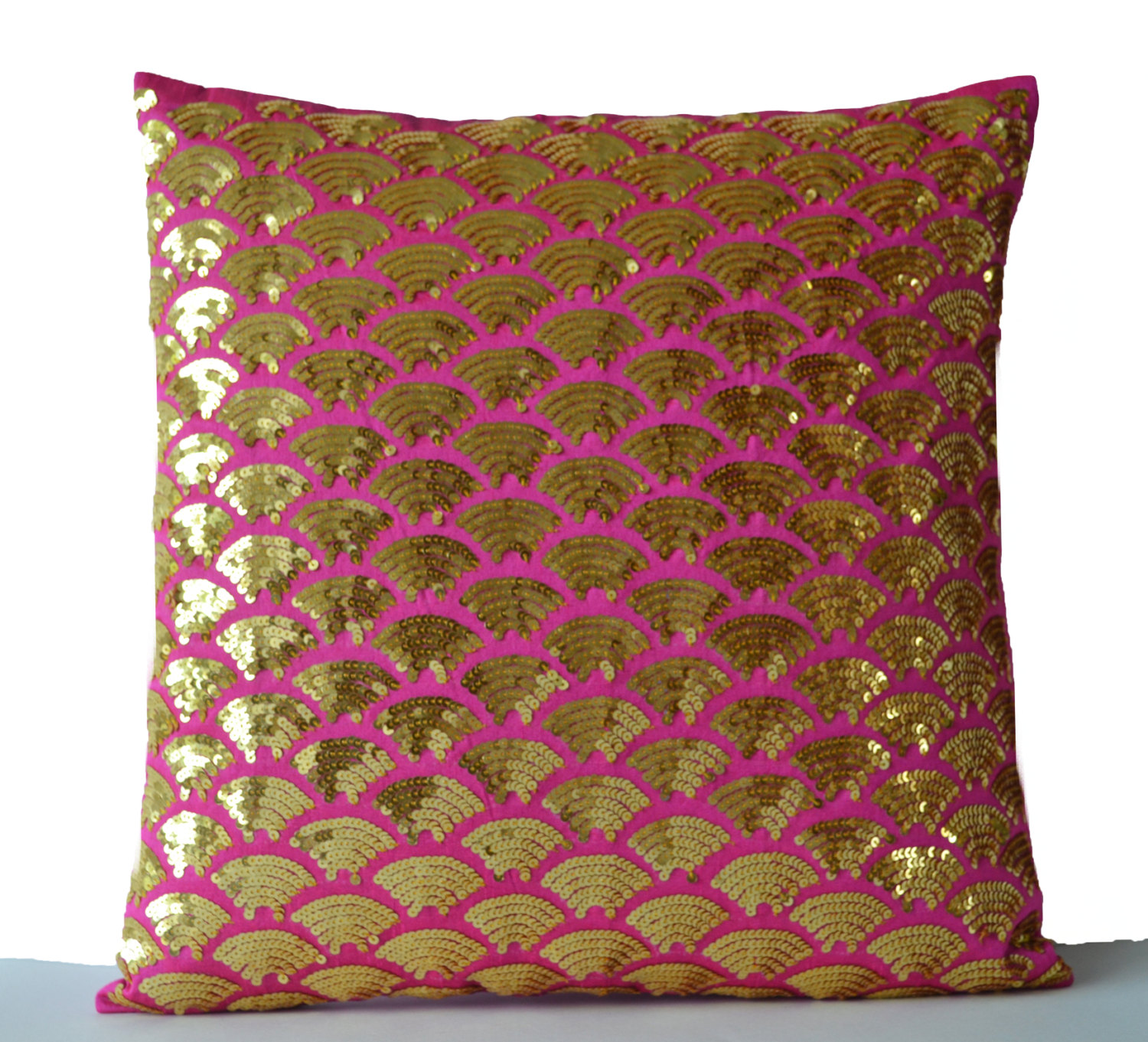 Leaf Throw Pillows | Gold Throw Pillows | Grey Throw Pillows