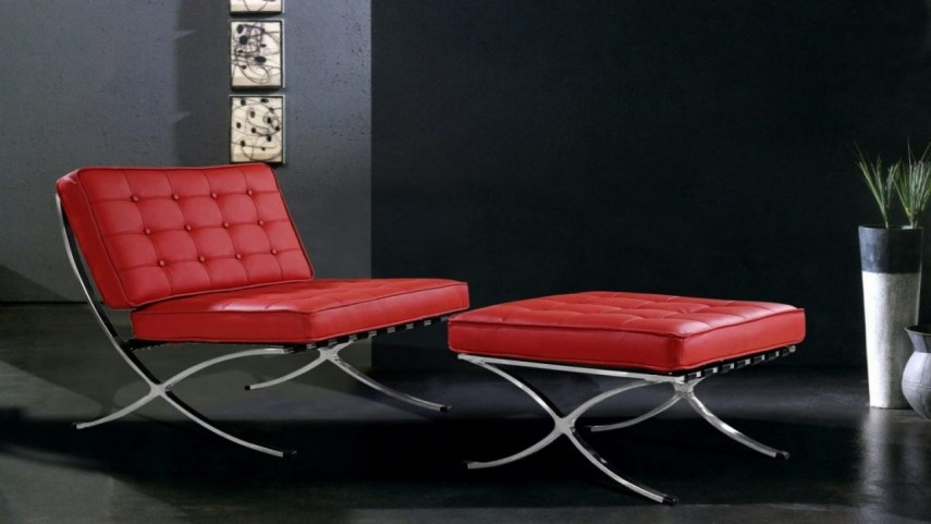 Leather Chair And Ottoman | Cheap Accent Chairs With Arms | Overstock Chairs And Ottomans