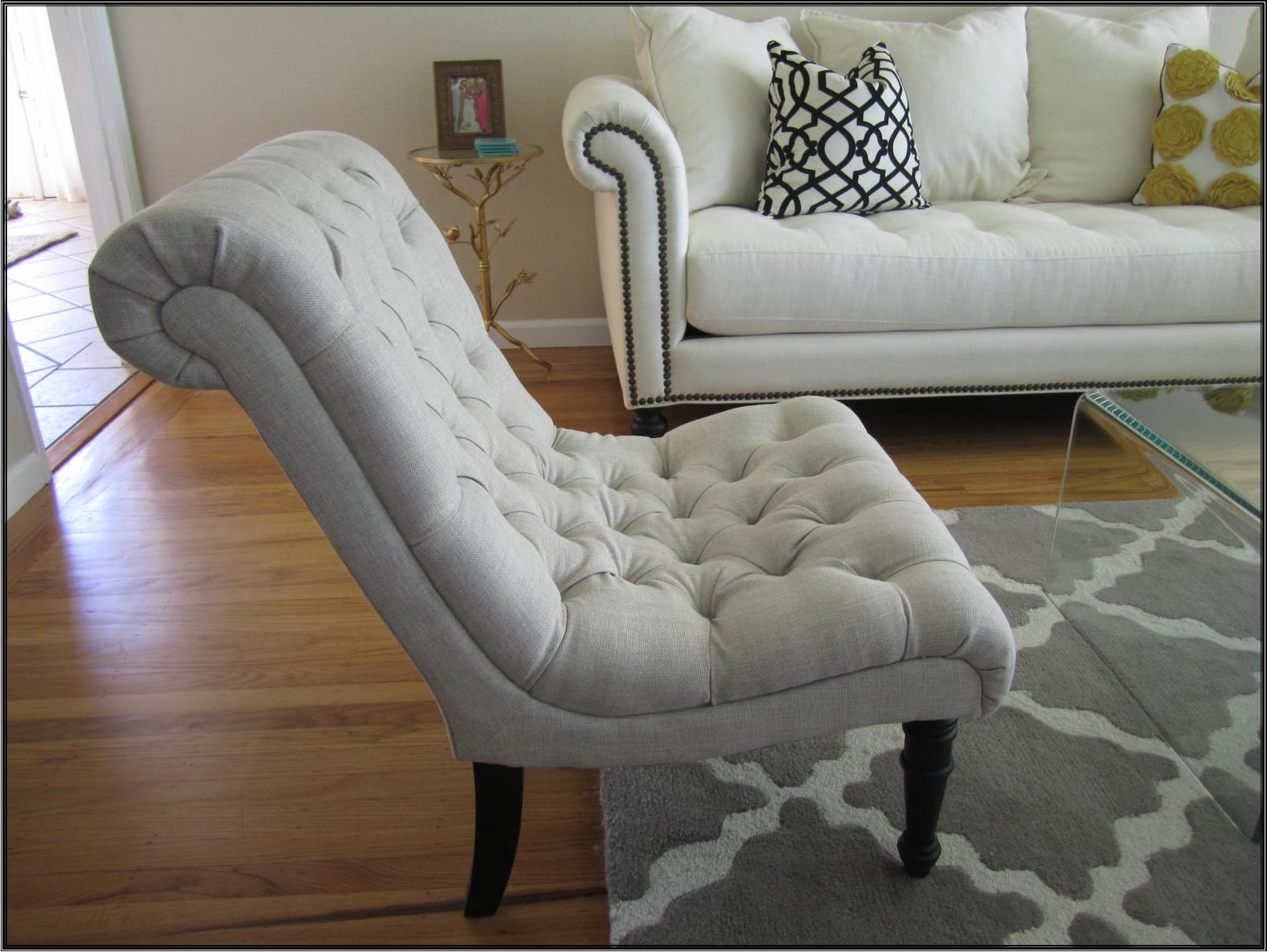Leather Tufted Dining Chair | Overstock Chairs And Ottomans | Tufted Chair