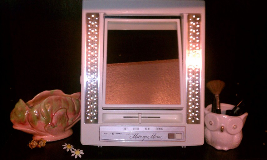 Led Lighted Mirror | Best Lighted Makeup Mirror | Tabletop Mirror