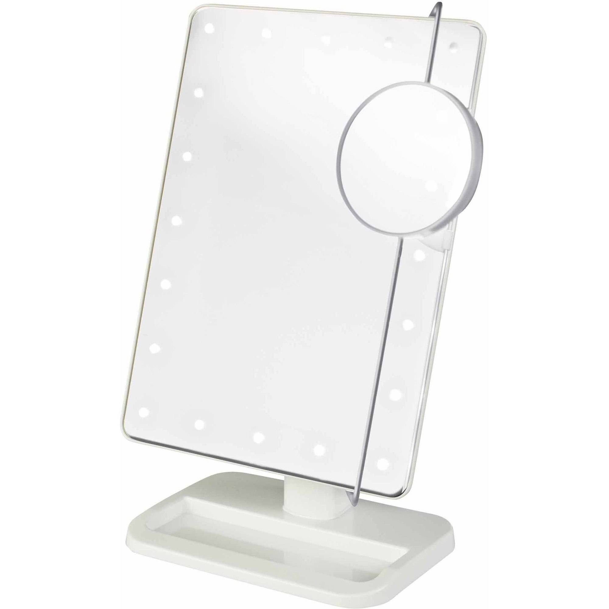 Lighted Makeup Mirror Reviews | Lighted Makeup Mirror Wall Mounted | Best Lighted Makeup Mirror