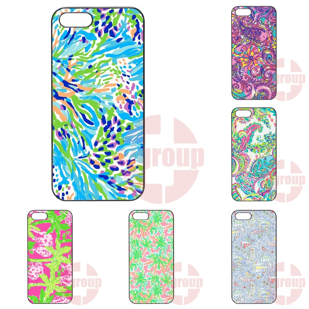 Lilly Pulitzer Iphone 5c Case | Lilly Pulitzer Phone Case | Printed Iphone Cases