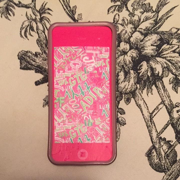 Lilly Pulitzer Iphone 5c Cases | Lilly Pulitzer Phone Case | Lilly Pulitzer 5s Case