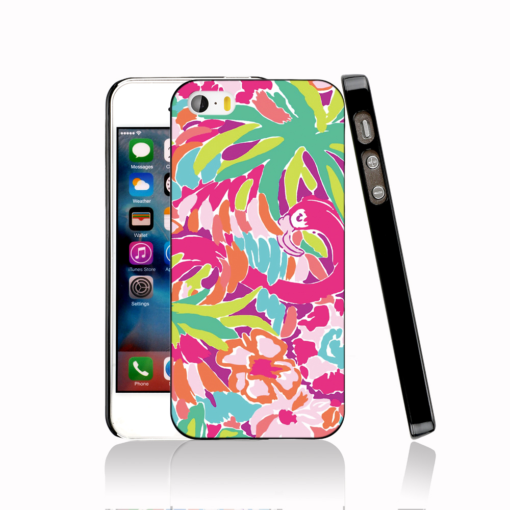 Lilly Pulitzer Phone Case | Lilly Pulitzer Monogram Iphone Case | Iphone 5 Case Lilly Pulitzer