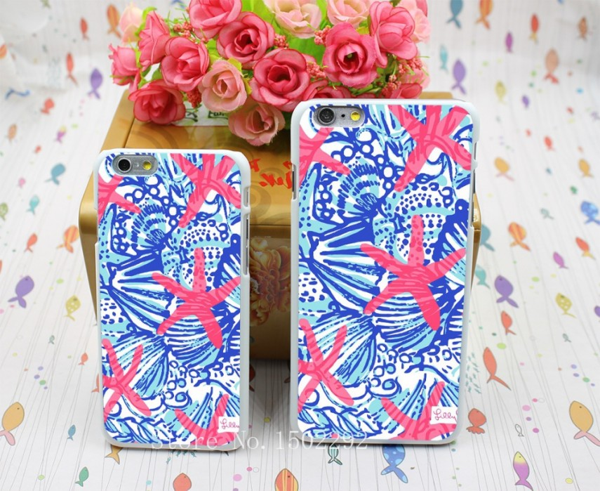 Lilly Pulitzer Phone Case | Lily Pulitzer Phi Mu | Monogrammed Lilly Pulitzer Phone Case