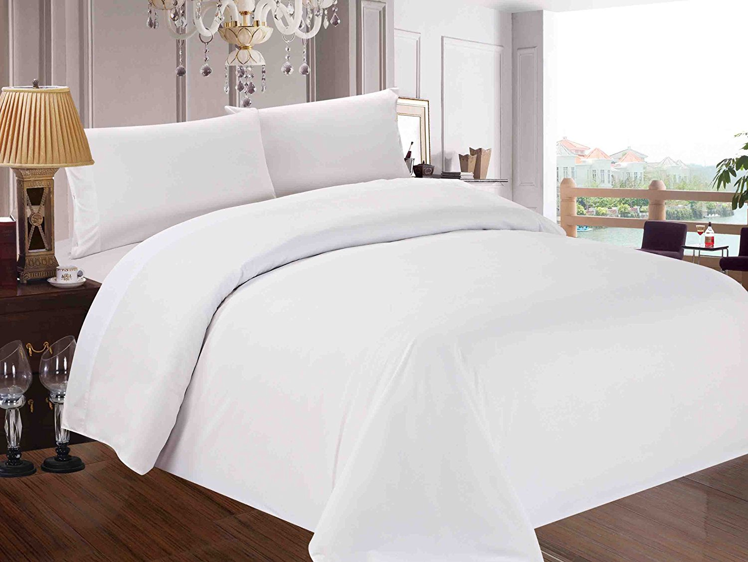 Linen Duvet Covers | White Duvet Cover Full Size | White Duvet Cover