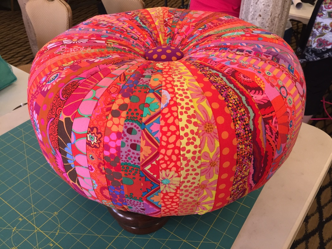 Lovable Tuffet | Unique Hassock Ottoman