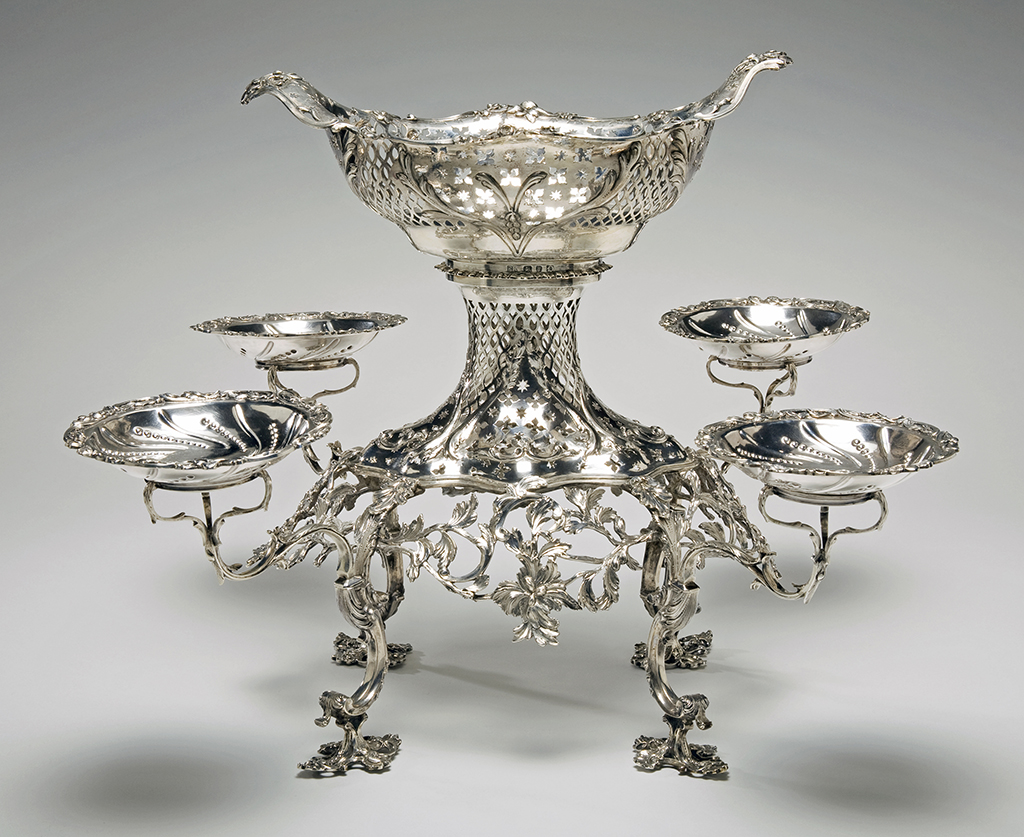 Lovely Epergene | Fascinating Epergne Styles