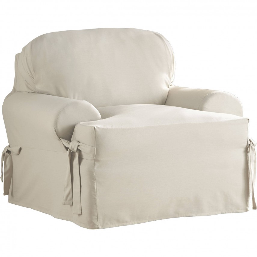 Loveseat Slipcovers | Ottoman Couch | Oversized Chair Slipcover