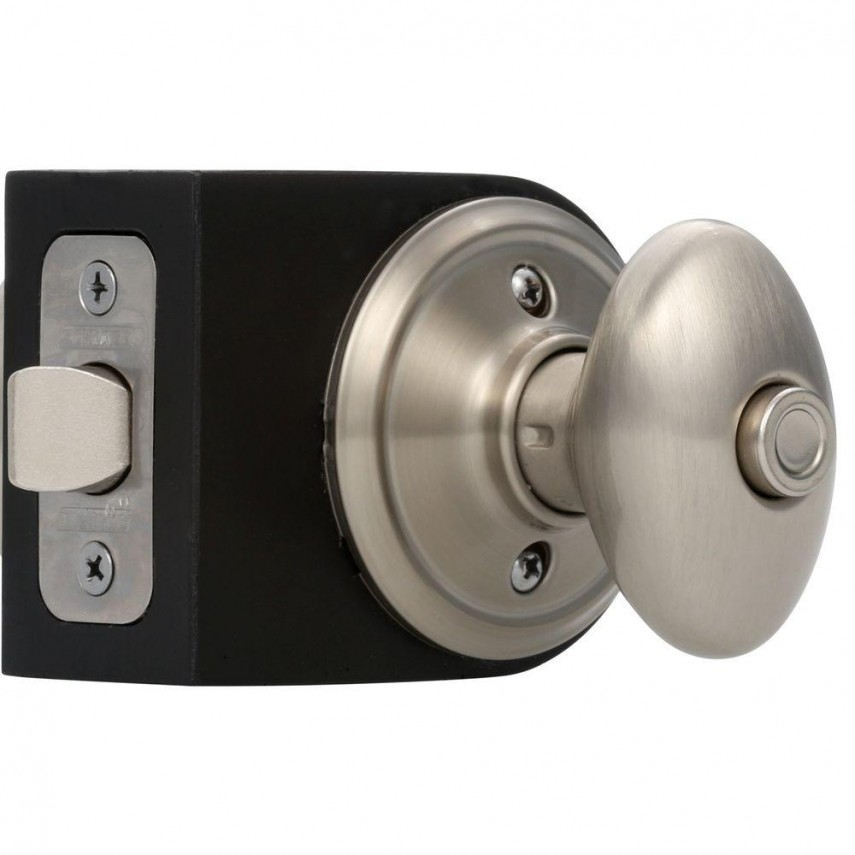 Lowes Door Handles | Brushed Nickel Door Knobs | Door Knob Backplate