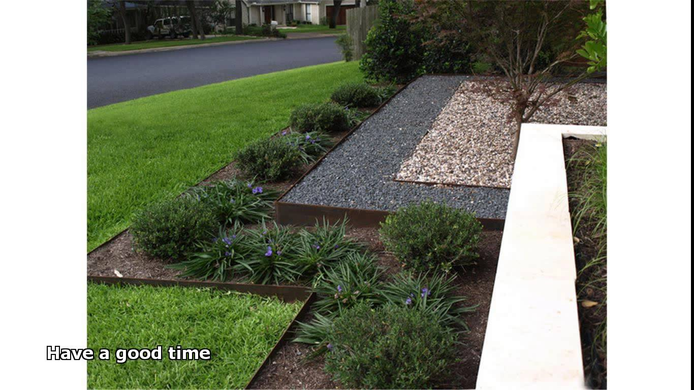 Decor: Lowes Garden Stones | Edging Garden Bed | Metal Landscape Edging