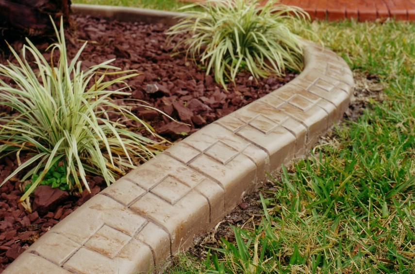 Lowes Landscape Timbers | Home Depot Edging | Metal Landscape Edging