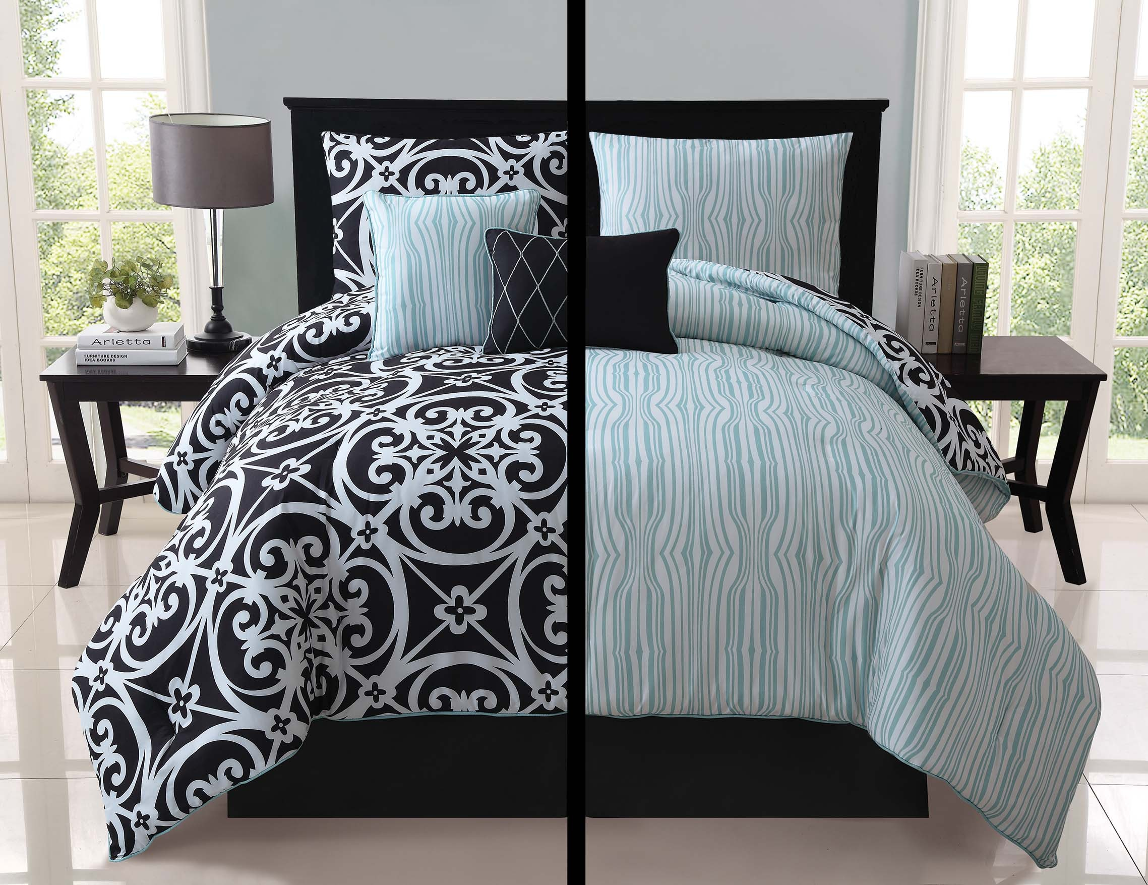 Luxury Bed Comforter Sets | Luxury Comforter Sets | 24 Piece Comforter Set