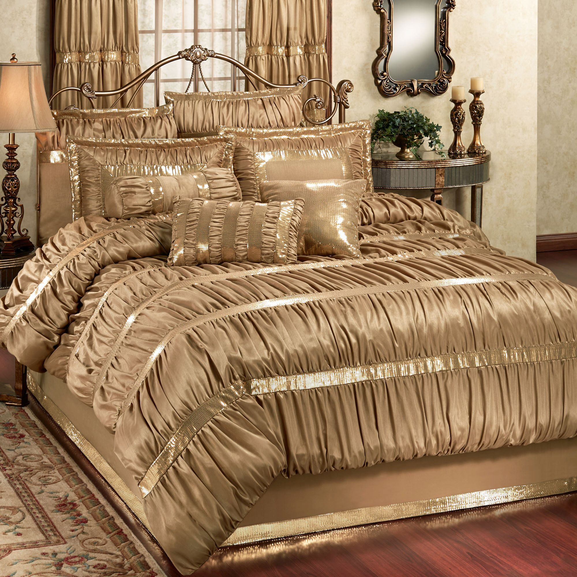 sets hotel today product comforter karma overstock bath home free shipping piece vcny bedding set