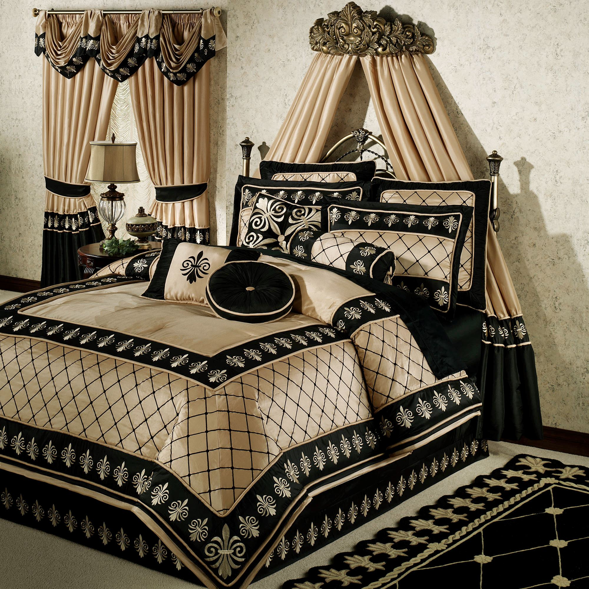 Luxury Comforter Sets | Bed Bath and Beyond Comforter | Luxury Cotton Comforter Sets