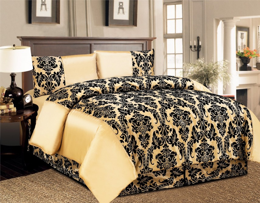 Luxury Comforter Sets | Blush Comforter | Elegant Bedding