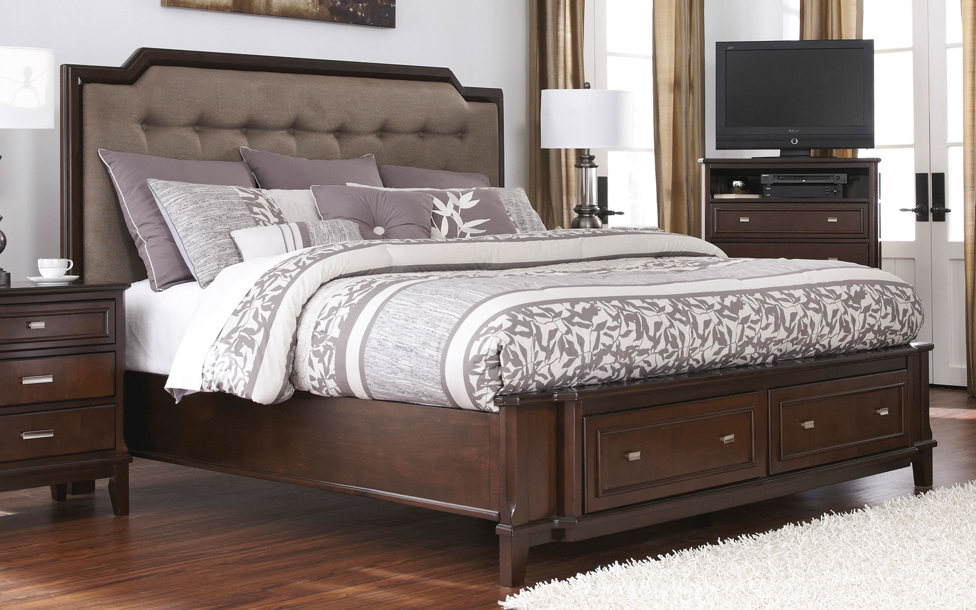 Luxury Comforter Sets King | King Headboards | Bed Bath and Beyond Queen Comforter